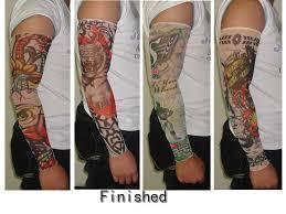 turbo tattoo sleeve carbuncle ffviii tattoo color tattoo addicted