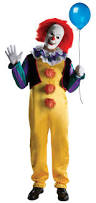 it the classic horror movie remake spooky clown halloween