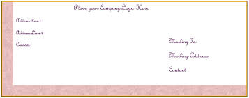 create your own free envelope template in microsoft word
