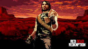 red dead redemption game wallpapers john marston wallpaper