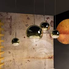 tom dixon mirror ball pendant lumigroup architectural lighting