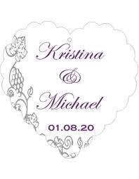wedding tags custom wedding favor tags personalized favor tags wedding favors