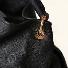 louis vuitton artsy mm bag louis vuitton noir black empreinte artsy mm the collectory