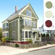 exterior paint colors with brown roof photo 13brown color schemes