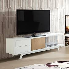 modern tv unit contemporary tv unit available in white or anthracite with oak