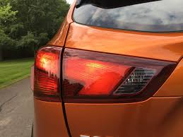 orange nissan rogue road test 2017 nissan rogue sport sl the intelligent driver