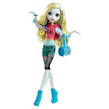 monster signature lagoona blue doll target
