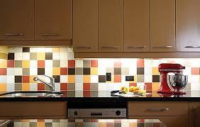 Brown Glass Tile Backsplash Ideas  Kitchen Cabinet  Sweet Glass - Glass tile backsplash ideas