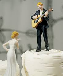 cool wedding cake toppers 7 wedding cake toppers