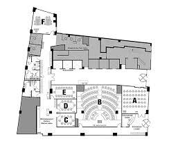 san antonio convention center floor plan manhattan meeting space floor plans downtown conference center