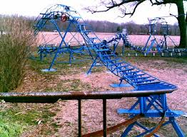 roller coaster for backyard roller coaster in your backyard outdoor furniture design and ideas