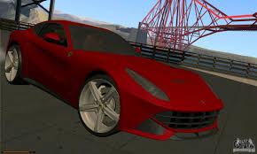 Ferrari F12 Drift - ferrari f12 berlinetta beta for gta san andreas
