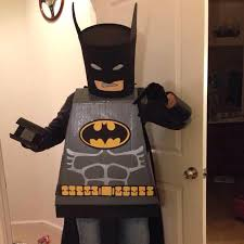 Halloween Batman Costumes Lego Batman Costume Body Halloween Batman