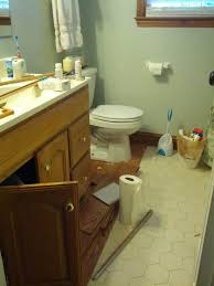 our 275 diy bathroom remodel debt roundup