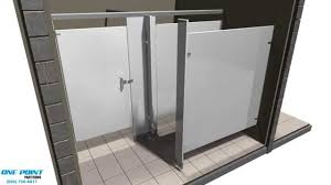 Restroom Stall Partitions Bathroom Bathroom Stall Installation Designs And Colors Modern