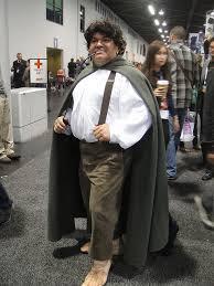 Lord Rings Halloween Costume Dress Hobbit Halloween