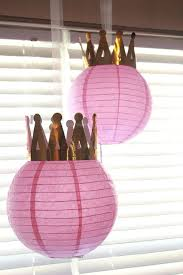 Sofia The First Chair Sofia The First Birthday Party Ideas Paper Lanterns Crown And