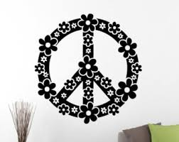peace sign bedroom peace sign wall art stencil home decor peace sign stencil