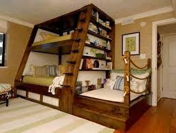 Bunk Beds - Homemade bunk beds