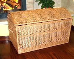 Wicker Trunk Coffee Table Wicker Chest Trunk Best Wonderful World Of Trunks Baskets Hers