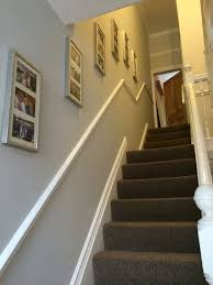 Paint Colors For Hallways And Stairs by 7 Best Hall Stairs U0026 Landing Images On Pinterest Landing Stairs