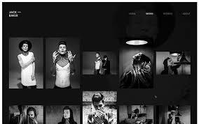 Photographers Websites Jack Baker Theme Yootheme
