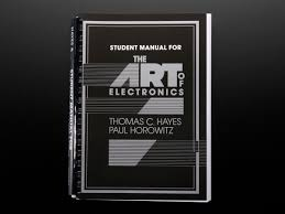 the art of electronics student manual w exercises for 2nd ed