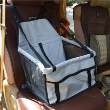 siege de transport sac siège de transport voiture pour chien achat vente