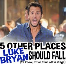 Luke Bryan Happy Birthday Meme - confessions of a fat girl humor
