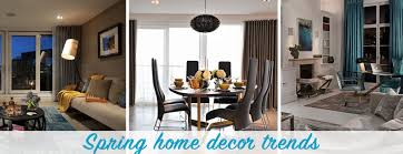 spring home decor trends