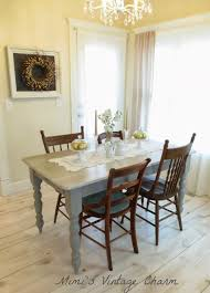 the cottager farmhouse table
