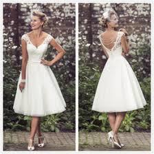 50 s style wedding dresses vintage style tea length wedding dress online vintage style tea