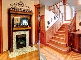 Interior Of Victorian Homes 361 2nd Street Ne Barnesville Mn Historic Thompson House
