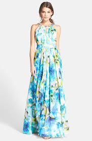 maxi dresses for weddings what to wear to a may wedding chiffon gown print chiffon and gowns
