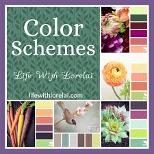 color schemes collection life with lorelai