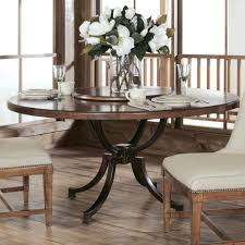 table round dining room table rustic beach style large round