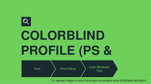 Color Blindness Simulator Design For Everyone Tips For Successful Accessibility