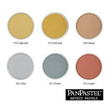 panpastel metallic and pearlescent colours and mediums jackson u0027s