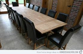 Big Wood Dining Table Beautiful Large Dining Room Tables Ideas Liltigertoo