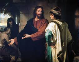 jesus and the rich young man wikipedia