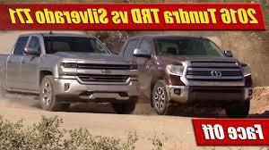 Silverado Meme - new face off 2016 toyota tundra trd vs chevrolet silverado z71