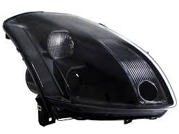 nissan maxima tail lights 2004 2006 nissan maxima jdm style black projector headlight w
