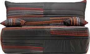 materasso 160 x 200 divano bz tessuto grigio a motivi materasso 160 x 200 sofaflex