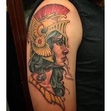athena tattoo remington tattoo parlor