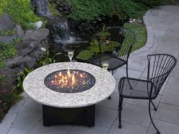 patio fire pits propane home design ideas and inspiration