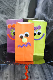 Halloween Candy Bags Craft by Halloween Class Party U2013 Fun Squared