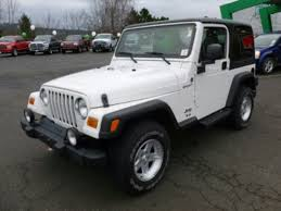 used jeep wrangler for sale in nc white jeep wrangler to buy ideal car solutions
