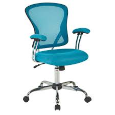 Markus Swivel Chair Review by Turquoise Desk Chair Best Home Furniture Decoration
