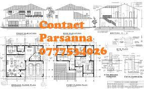 stylish design 2 story modern house plans for sri lanka 12 plans