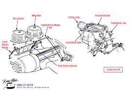 keen corvette 1958 corvette carburetor parts parts accessories for corvettes